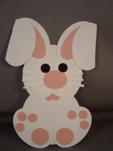 easter bunny craft idea (3)