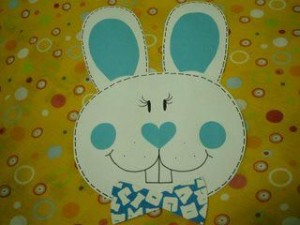 easter bunny craft idea (6)