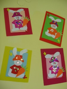 easter card crafts