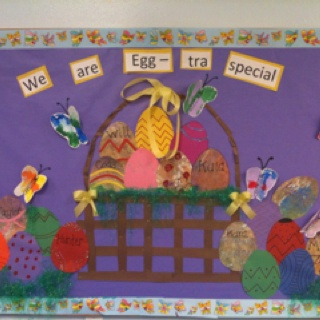 easter bulletin board ideas for preschool crafts actvities and worksheets for preschool toddler and 340