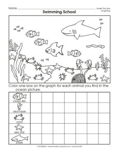 ocean animal worksheet (2)