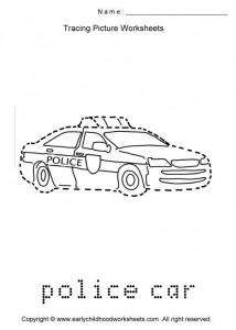 police-car-trace