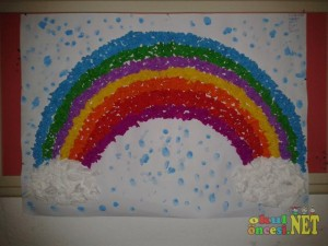 rainbow crafts 1