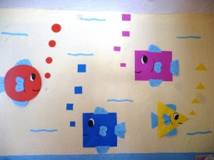 shapes fish craft