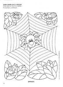 spider  trace worksheet (1)
