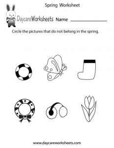 spring-worksheet-printable