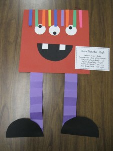 square monster craft