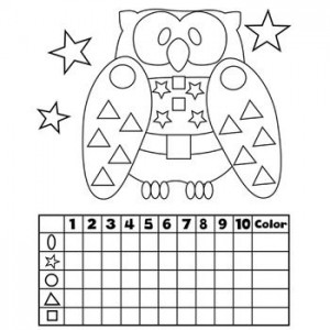 Worksheets Graphing Worksheets For Preschoolers graph worksheet for kids crafts and worksheets preschool counting shapes graph