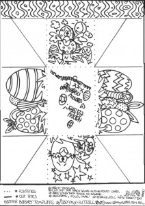 Printable Easter Basket Patterns – Merry Christmas And Happy New ...