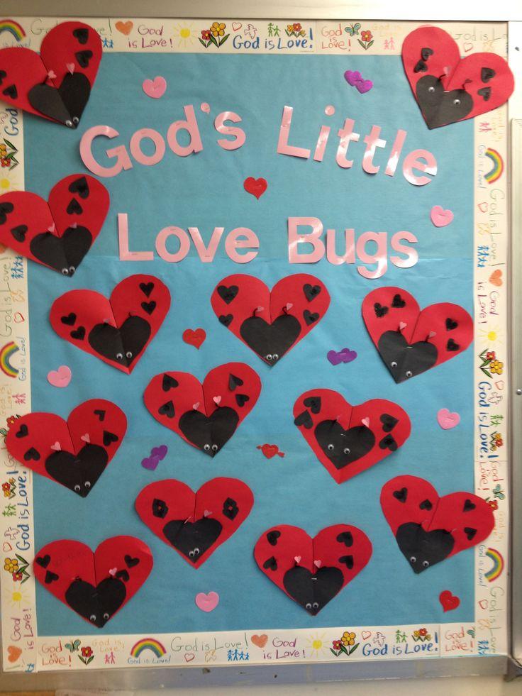 Ladybug craft idea for kids Crafts
