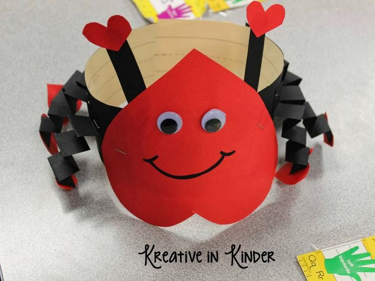 Valentines Craft For Preschool