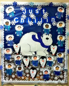 Arctic Animals Bulletin Board Crafts And Worksheets For