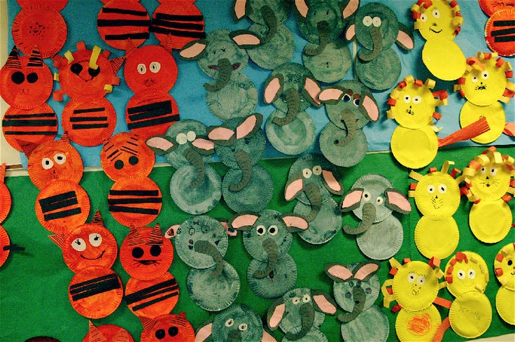 Zoo animals caft