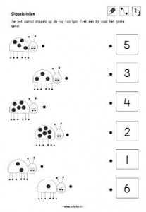 animal number count worksheet (1)