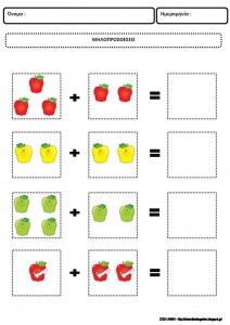 Fruit And Vegetable Worksheet For Kids