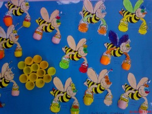 bee bulletin boards