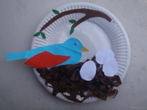bird craft idea