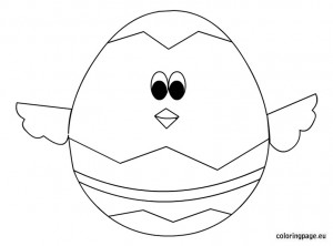 chicken coloring pages for preschoolers - photo#33
