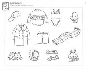 clothes worksheet for kids (3)