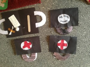 doctor bag craft