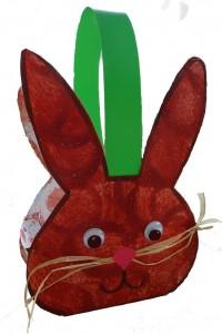 easter bunny basket craft idea for kids (6)