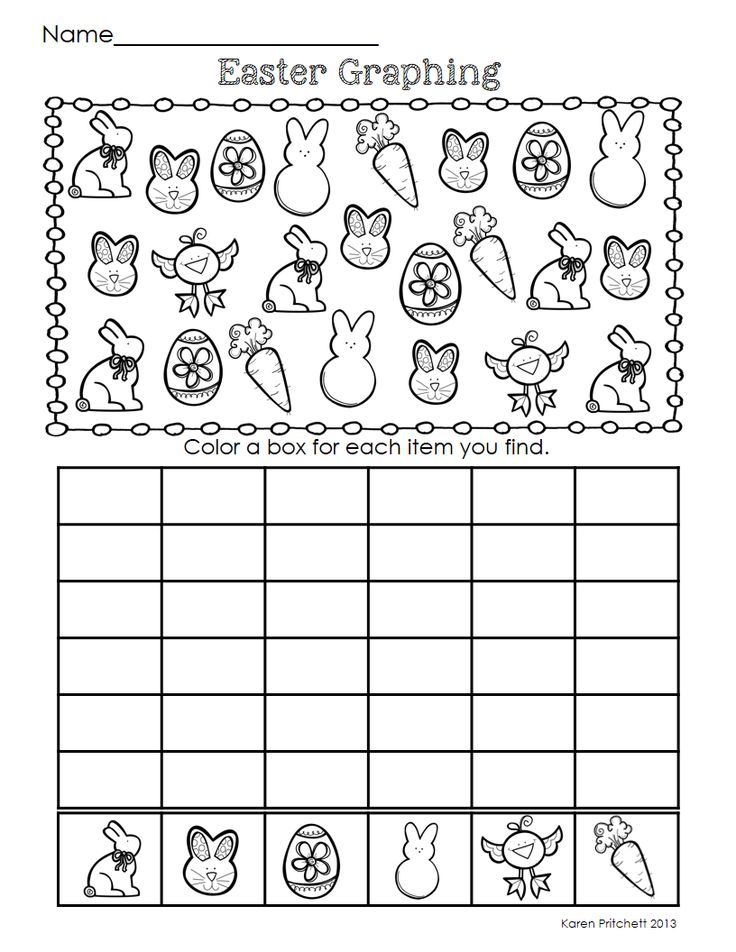 Graphing Worksheets For Kindergarten Free Worksheets Library ...