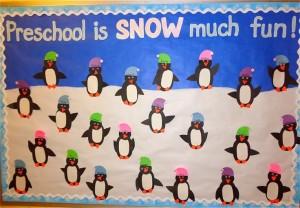 free Penguin Bulletin Board 1