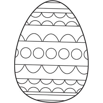 graphic regarding Printable Easter Egg identify cost-free printable easter egg coloring web site (11) Crafts and