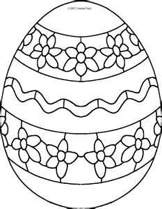 Crafts Actvities And Worksheets For Preschool Toddler And Kindergarten Egg Colouring Page