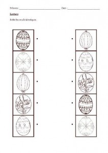 free printable easter worsheet for kids (10)