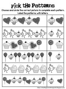 pick patterns