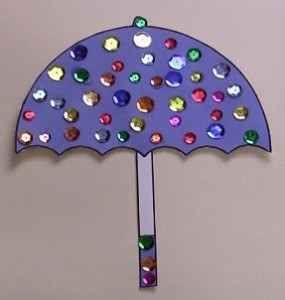 umbrella crafts