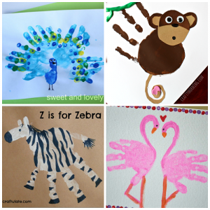 zoo-animal-handprint-crafts-for-kids 2
