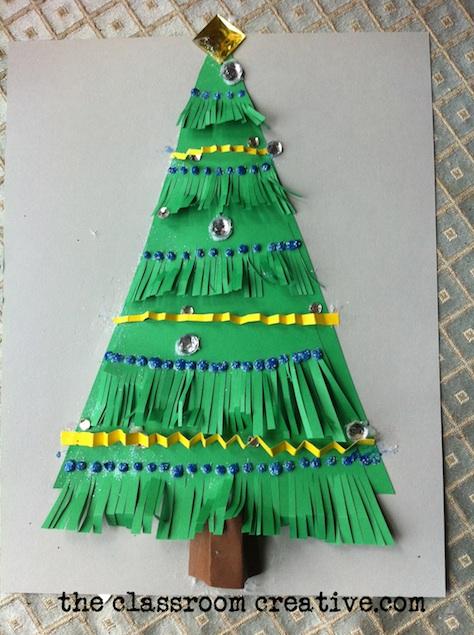 Christmas-Tree-Craft-for-Kids