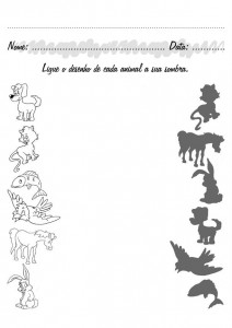 animal shadow matching worksheet (5)