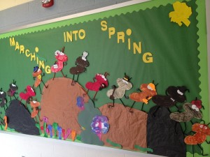 Animal Bulletin Board Crafts And Worksheets For