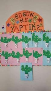 cactus craft idea