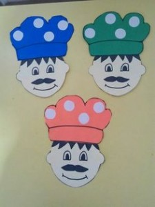 Community Helpers Craft Crafts And Worksheets For