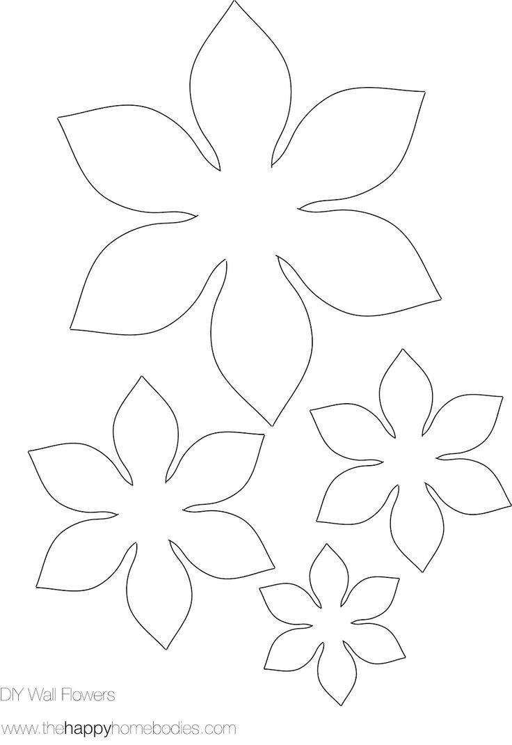 Craftsactvities and worksheets for preschooltoddler and kindergarten flower template coloring 13 maxwellsz