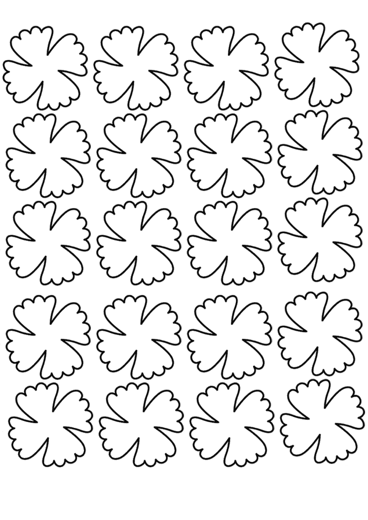flower template coloring (9)