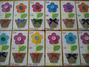 free flower craft