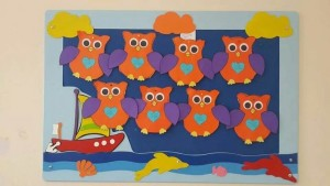 free owl crafts idea