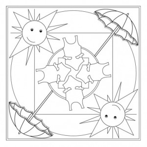 free printable summer mandala coloring (5)