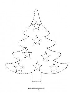 free printable tree trace worksheet (1)