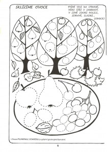 free printable tree trace worksheet (5)