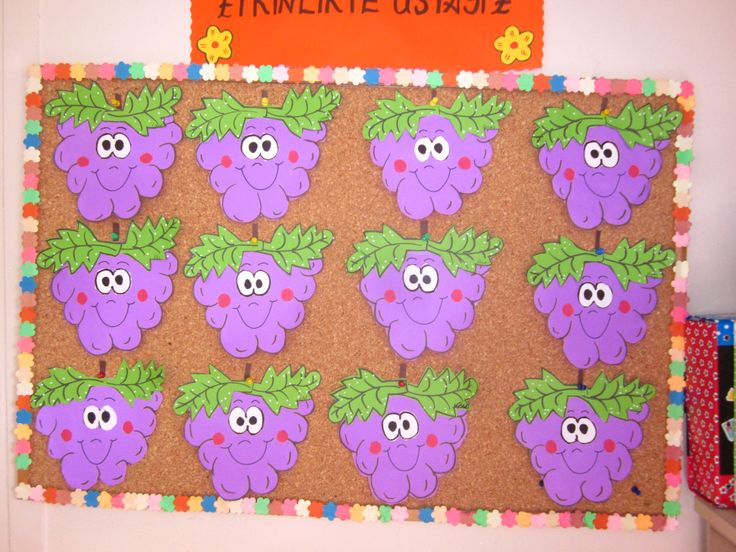 Grape Crafts For Toddlers