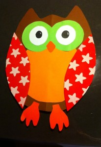 owl craft idea