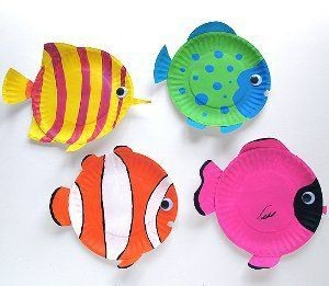 paper-plate-fish-craft-idea