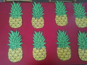 pineapple craft