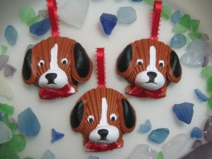 seashell dog craft 1